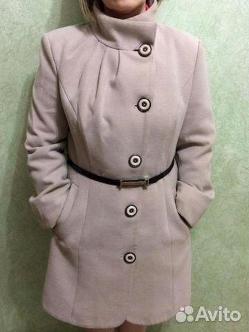 Пальто женское 89126135294 купить 1
