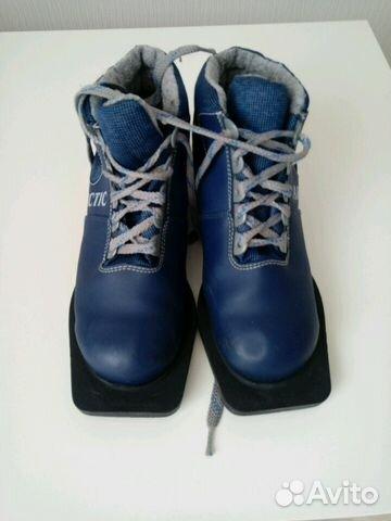 Лыжные ботинки 89272130244 купить 1