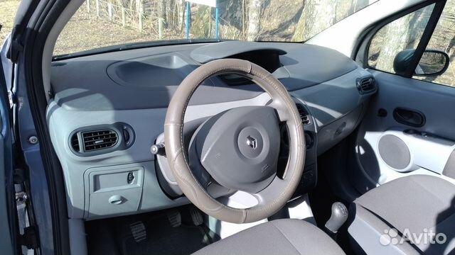 Renault Modus, 2007 89114811952 купить 9