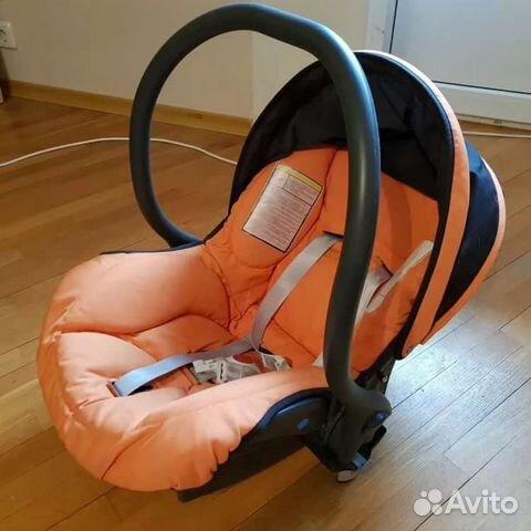 Автомобильное кресло 0-9 кг