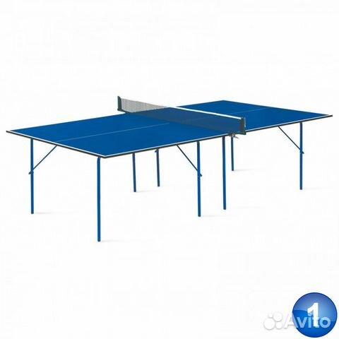 теннисные столы новые для помещений и улицы купить в москве на