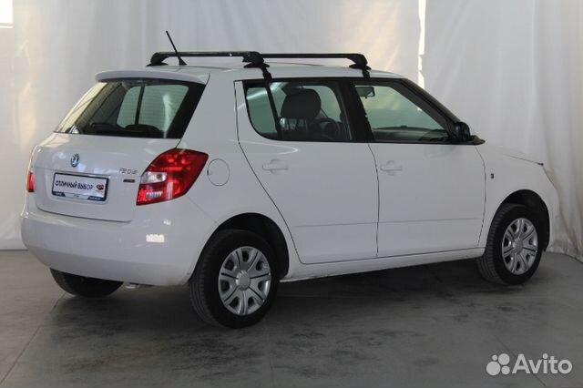 Купить Skoda Fabia пробег 131 000.00 км 2012 год выпуска