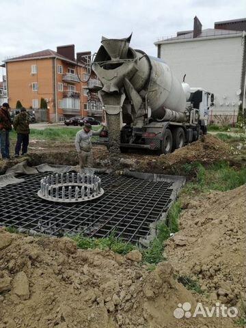 доставка бетона лабинск