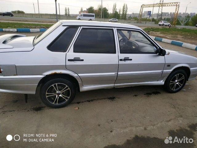 Купить ВАЗ (LADA) 2115 Samara пробег 175 000.00 км 2007 год выпуска