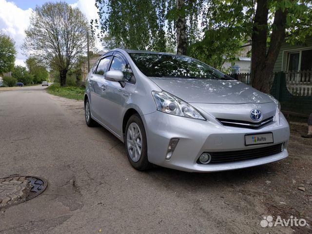 Toyota Prius, 2014 89107608674 купить 2