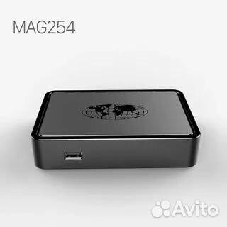 Телевизионная приставка iptv MAG 254 89157778239 купить 2