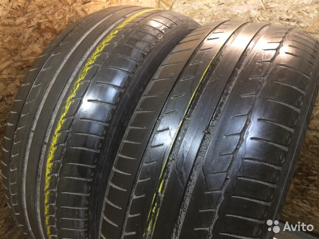 Шины Michelin Primacy H/P R16 225/55, 40 проц— фотография №1
