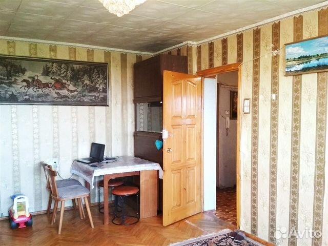 Продается трехкомнатная квартира за 3 500 000 рублей. Московская обл, г Пушкино, мкр Серебрянка, д 57.