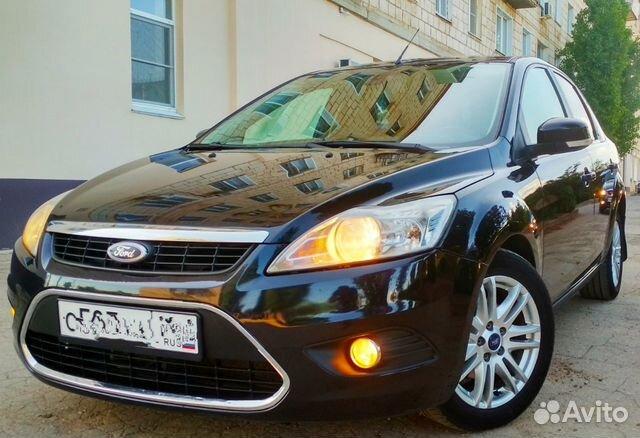 Купить Ford Focus пробег 90 000.00 км 2009 год выпуска