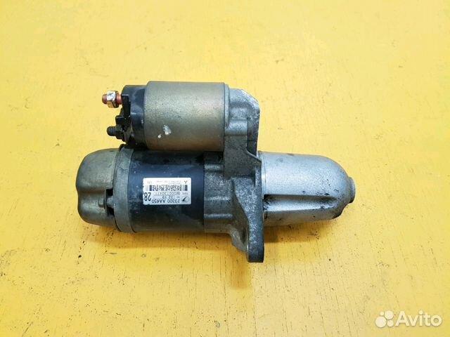 89625003353 Стартер МКПП Subaru Forester, SG5, EJ20