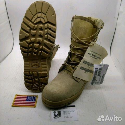 eedf8363b Берцы McRae. Made in USA. 9.5R(42.5-43.5) купить в Москве на Avito ...