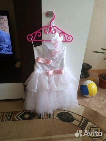 Платье детское на 5-6 лет 89053068745 купить 1