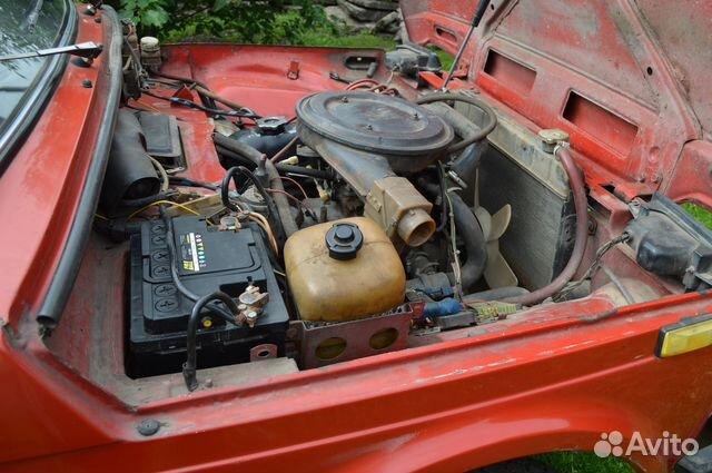 Купить ВАЗ (LADA) 4x4 (Нива) пробег 100 000.00 км 1993 год выпуска