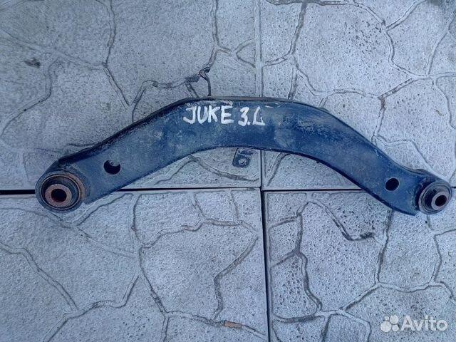 89026196331 Рычаг подвески задний левый верхний Nissan Juke