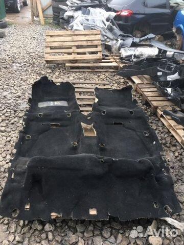 Ковролин нижний Ford Focus 3 хечбек 2012-2015 89177607608 купить 2