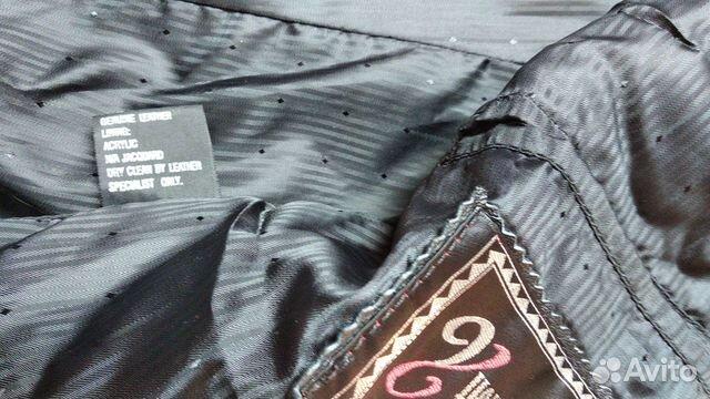 Пиджак кожаный  89024174627 купить 3