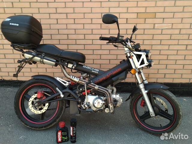 Moped Mad – Meta Morphoz