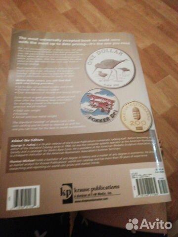 Katalog av mynt från hela världen 2011