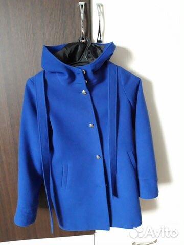 Пальто осеннее 89270909725 купить 1