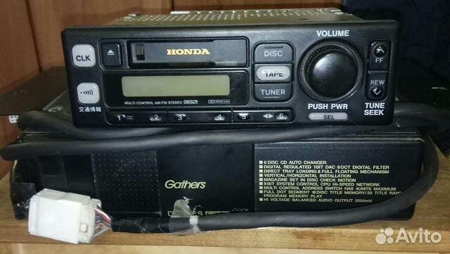 CD Changer и магнитола 89513839959 купить 1