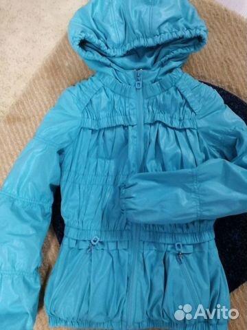 Куртка для девочки 89091754412 купить 1