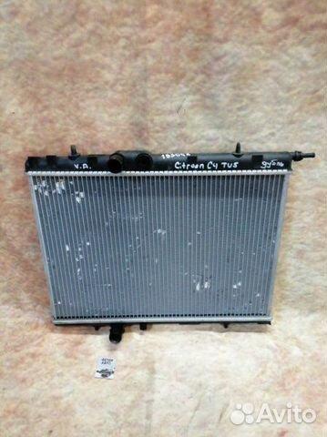 Радиатор двс Citroen C4 LC TU5 89221055810 купить 1