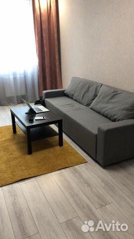 1-к квартира, 35 м², 10/17 эт.