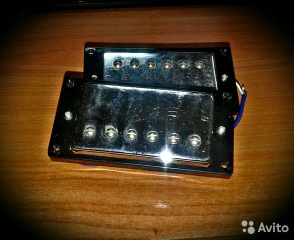 Гитарные датчики 89242737388 купить 1
