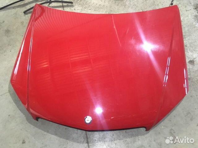 Капот Mercedes-Benz C-Class W204 271860 2010 89130308993 купить 1
