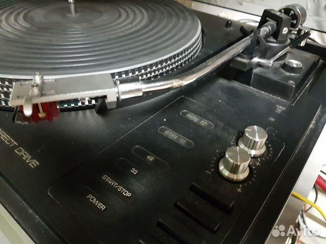 Проигрыватель винила Telefunken TS 860, 220в 89185565096 купить 3
