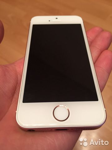 iPhone se rose gold 32gb 89992283025 купить 6