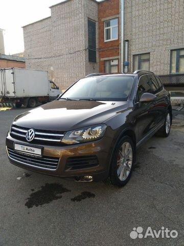 Volkswagen Touareg, 2010 89118902274 купить 1