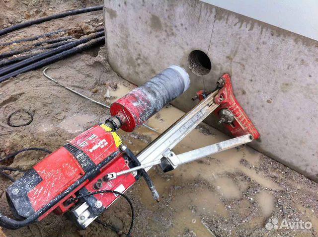 Сверление бетона авито расход цемента на керамзитобетоне