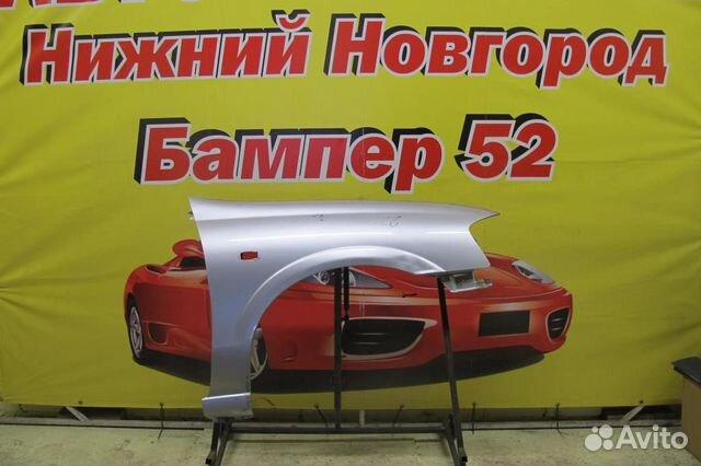 89524408730 Nissan Almera Classic (B10) 2006-2012 Крыло перед