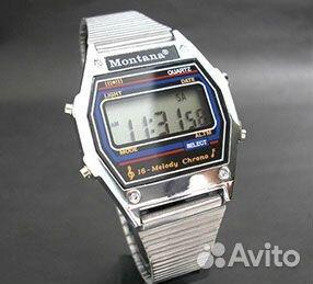 Продажа часов - montana
