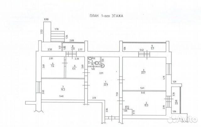 Офисное помещение, 15 м² 89038933040 купить 5