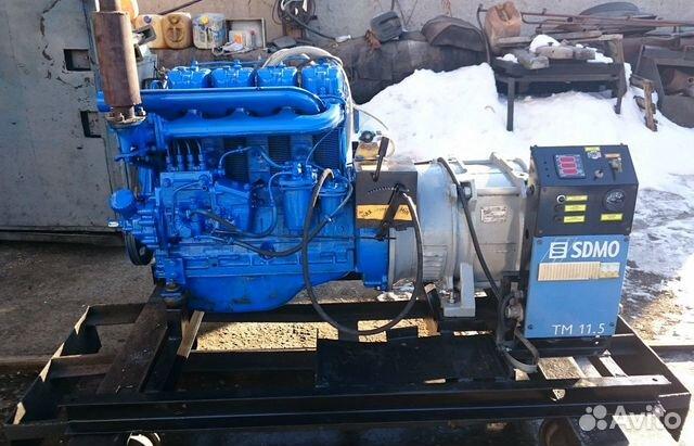 Дизельный генератор 16 кВт купить 2
