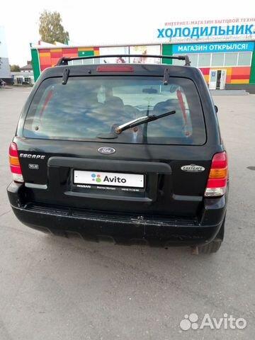 Ford Escape, 2001 89092646822 купить 3