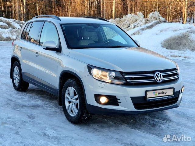 Volkswagen Tiguan, 2014 köp 9