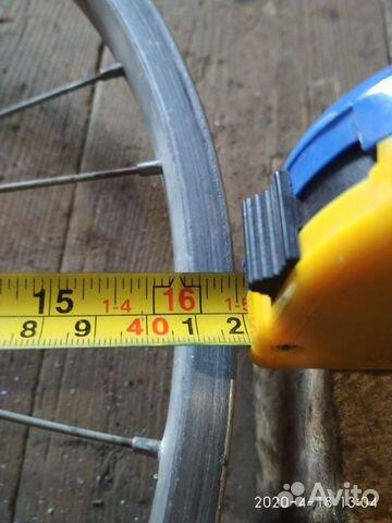 Обод колеса велосипеда 42см  89537456571 купить 2