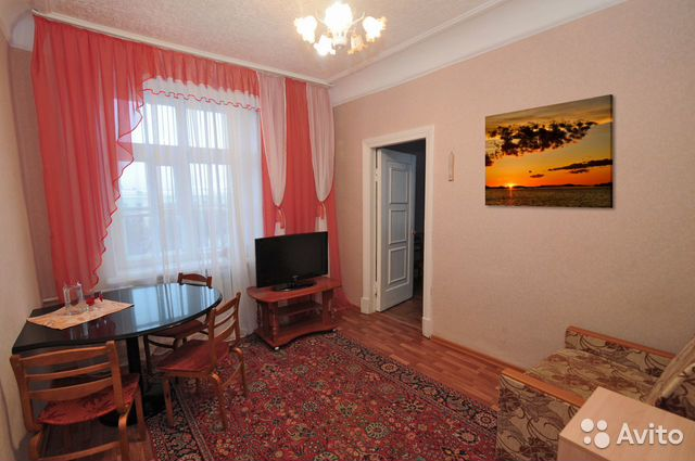 Комната 38 м² в 2-к, 4/5 эт.