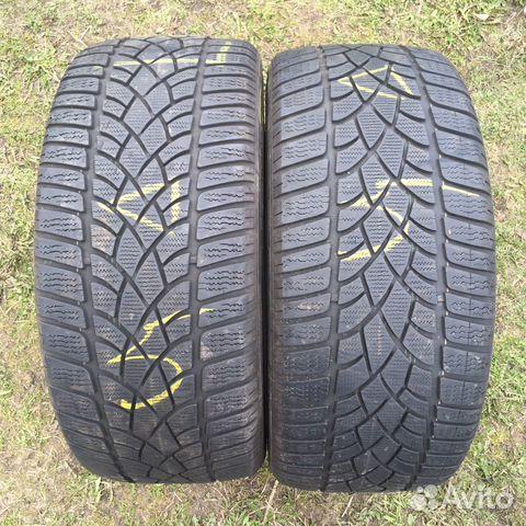 89211101675 265/35 R20 Dunlop SpWinterS 3D