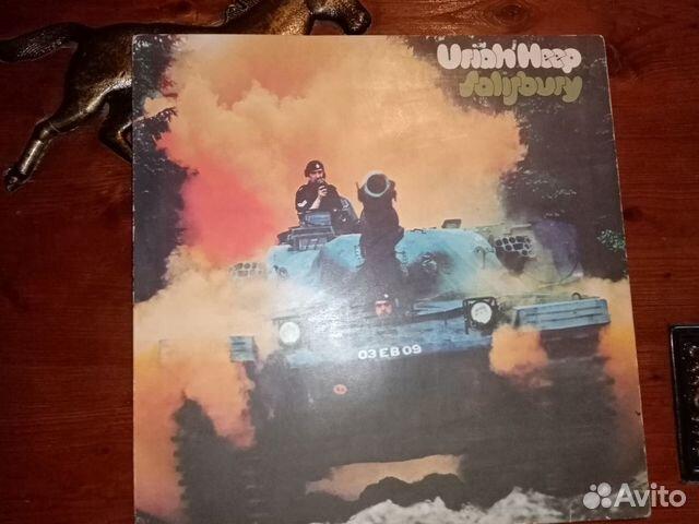 Винловая пластинка Uriah Heep. Salisbury USA 1971  89086152795 купить 1