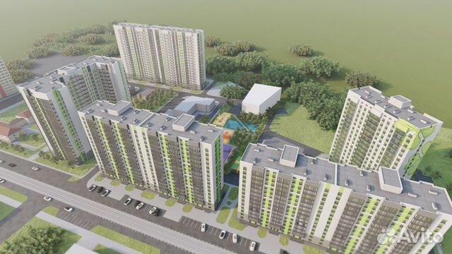 2-room apartment, 50.8 m2, 16/16 FL. 89132100033 buy 4