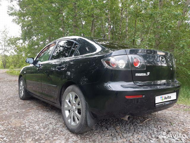 Mazda 3, 2007 купить 7