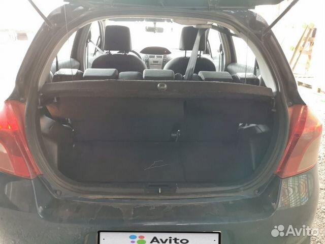 Toyota Yaris, 2008 89062955342 купить 8