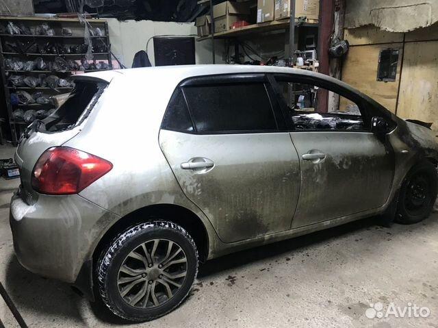 Toyota Auris, 2008 89124435777 купить 1