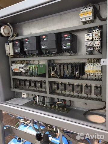 Автомат Выдува пэт А-4000  купить 2