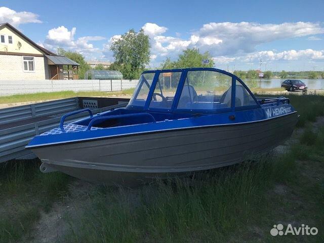 Моторная лодка Неман - 450