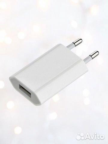 Вилка/Блок (от iPhone se оригинал)  купить 2